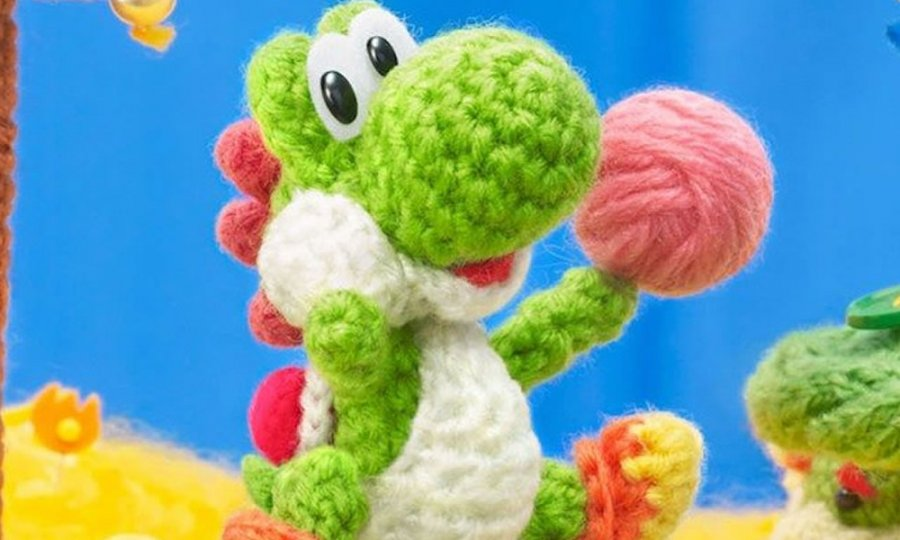 Poochy & Yoshi's Woolly World: Ovillos de bolsillo