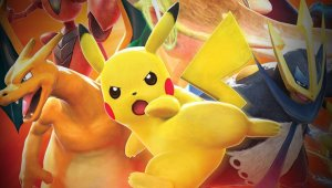 Pokkén Tournament DX: Combates pokémon en Switch