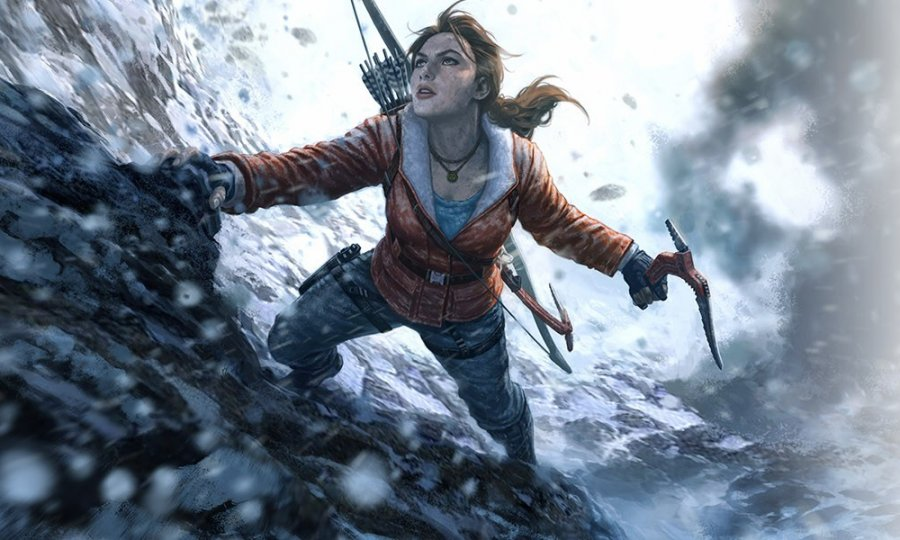 Rise of the Tomb Raider: La Lara más completa está de aniversario en PS4