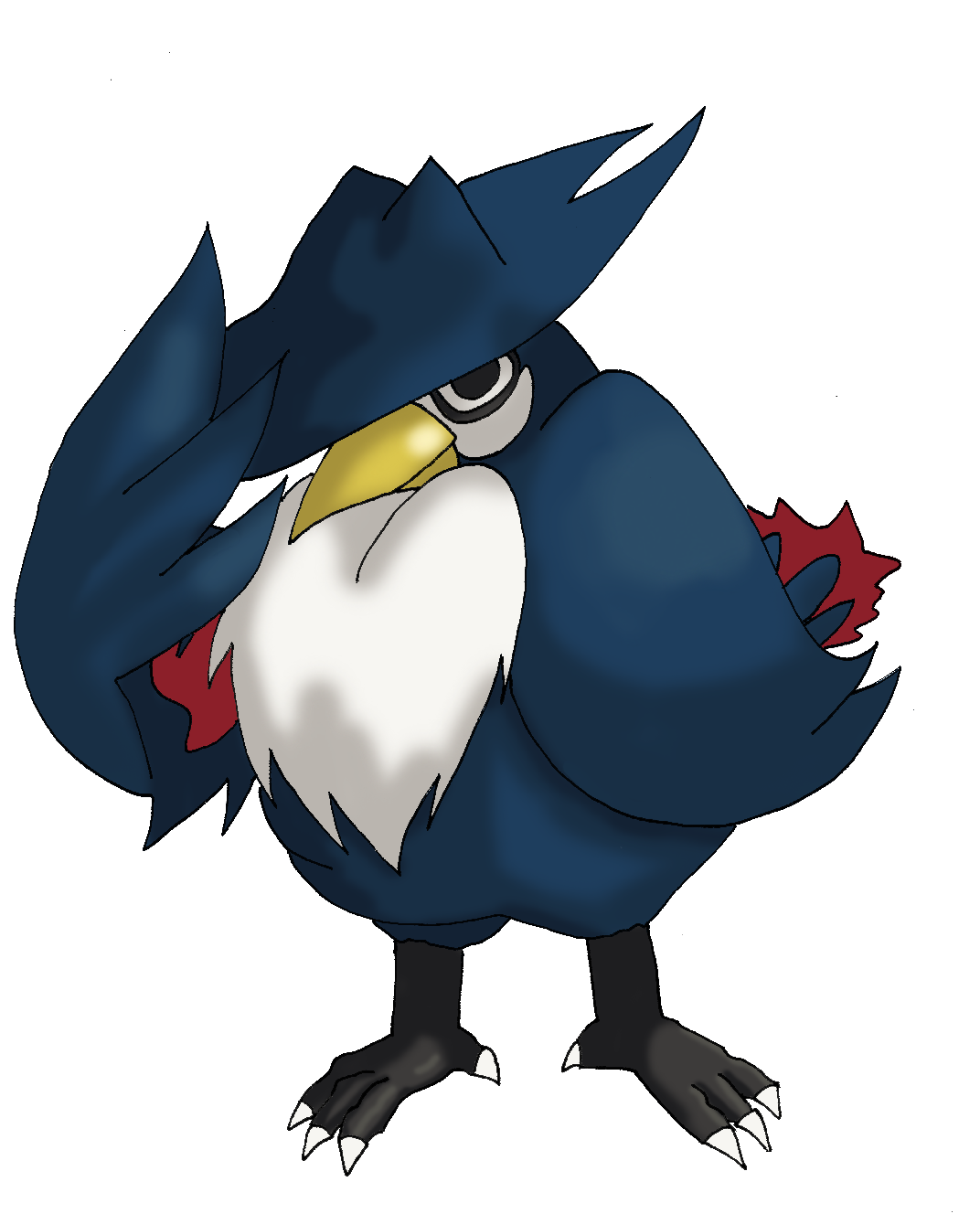 Pokeclan Honchkrow