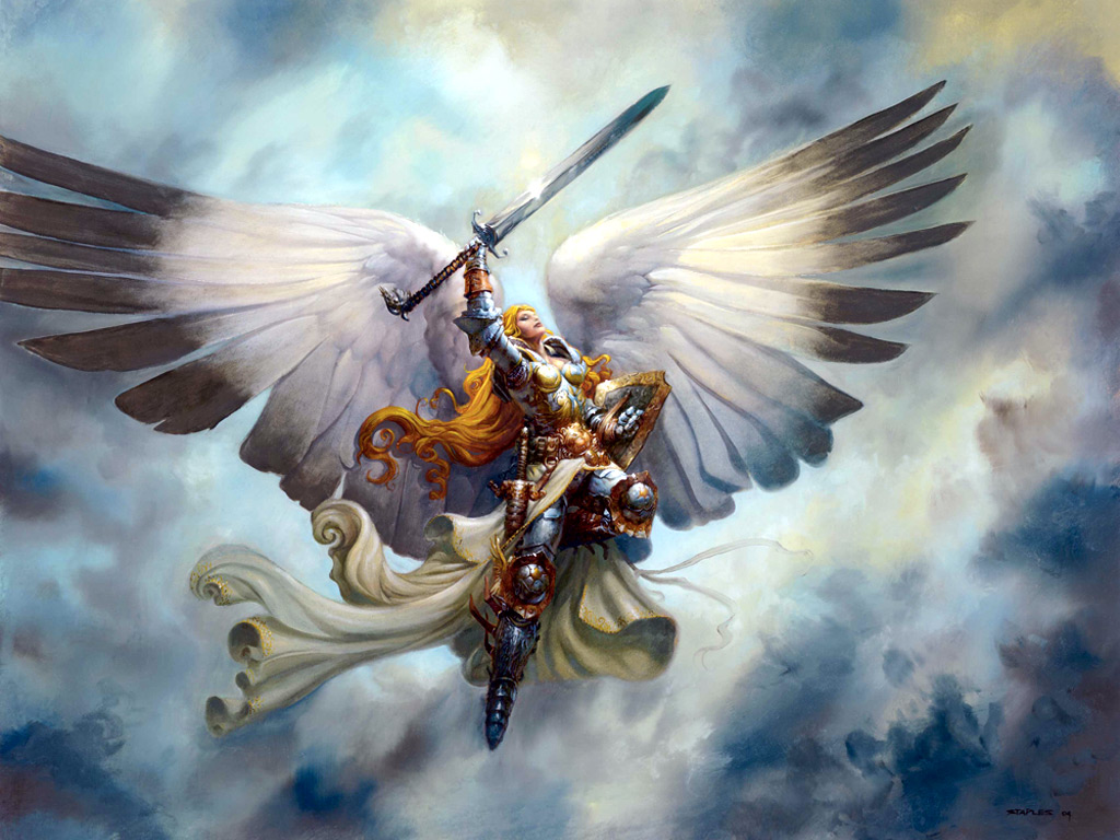 Uprising of the Warrior Angels