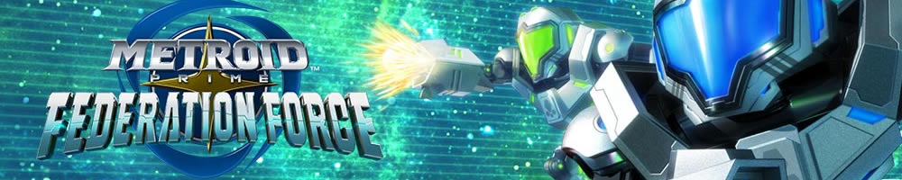 Concurso Metroid Prime: Federation Force