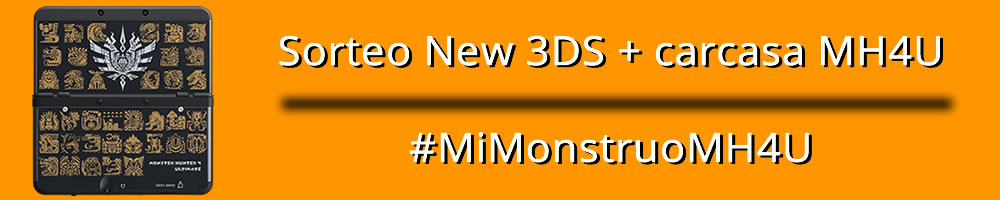 Concurso New 3DS Monstruos de Bolsillo