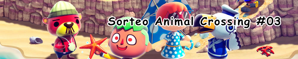 [FanAC] Sorteo de objetos Animal Crossing #03