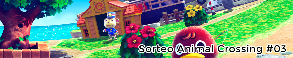 Sorteo de objetos Animal Crossing #03
