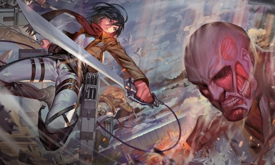 Attack on Titan: Humanity in Chains tendrá secuela para 3DS