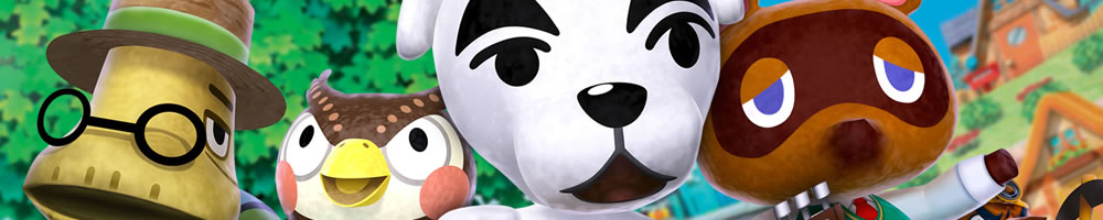 Quedada Animal Crossing: New Leaf - Tócala otra vez Totakeke