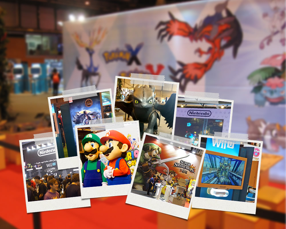 Madrid Games Week 2014 Nintendo