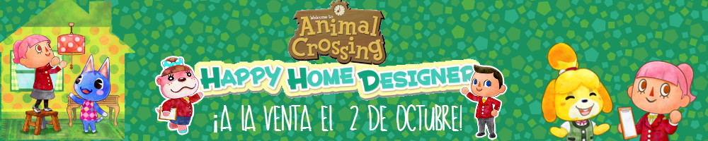 Animal Crossing Happy Home Desinger