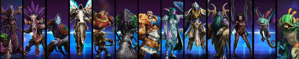 Comunidad Heroes of the Storm