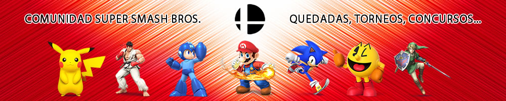 Comunidad Super Smash Bros.