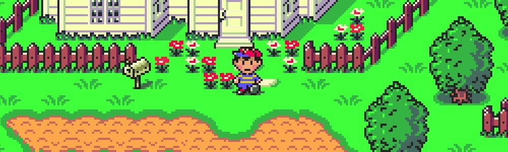 EarthBound/Mother