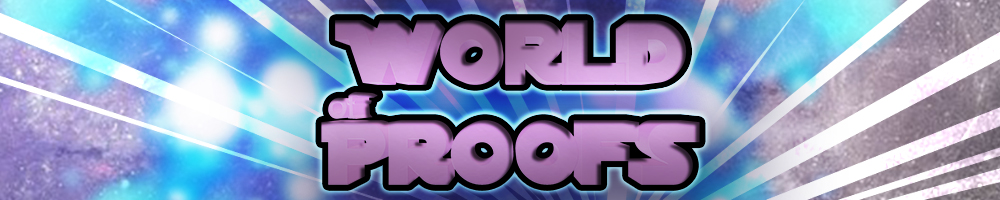 World of Proofs