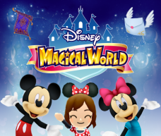 Disney Magical World - Ayuda