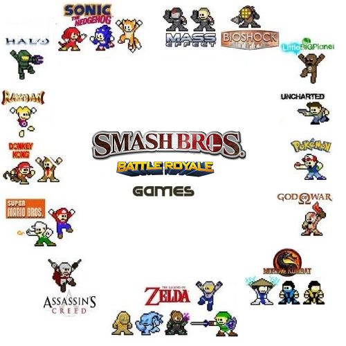 Smash Royale Games