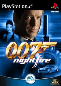 007 Nightfire Playstation 2