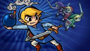 Nintendo regala Legend of Zelda: Four Swords en Norteamérica