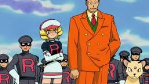 Serie villanos: Team Rocket