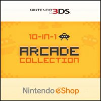 10-in-1: Arcade Collection Nintendo 3DS