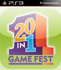 20 in 1 Game Fest PS3