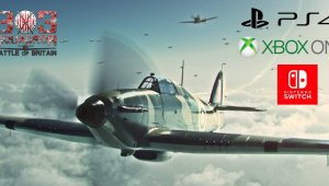 303 Squadron: Battle of Britain llegará a Nintendo Switch, PS4 y Xbox One