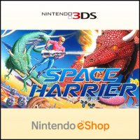 3D Space Harrier Nintendo 3DS