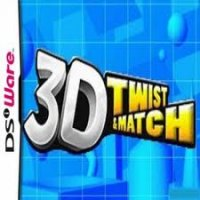 3D Twist & Match Nintendo DS