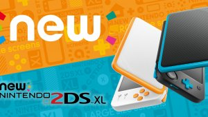 Nintendo anuncia New Nintendo 2DS XL