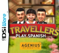 4 Travellers: Play Spanish Nintendo DS