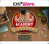 Academy: Checkers Nintendo DS