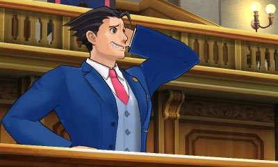 Ace Attorney 5
