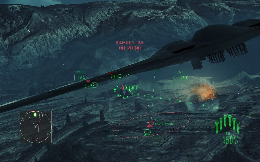 Ace Combat: Assault Horizon Enhanced Edition