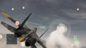 'Ace Combat: Assault Horizon Enhanced Edition' disponible a partir del 25 de enero