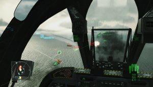 Capturas de Ace Combat: Assault Horizon Enhanced Edition