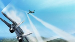 Namco Bandai trae Ace Combat Assault Horizon Legacy + a New Nintendo 3DS