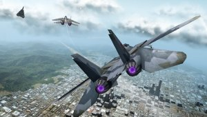 Anunciado Ace Combat: Assault Horizon Legacy Plus para Nintendo 3DS