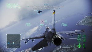 Ace Combat Infinity llega hoy a PlayStation Network