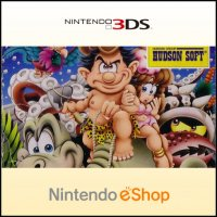 Adventure Island II Nintendo 3DS