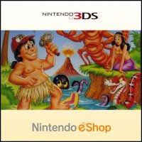 Adventure Island Nintendo 3DS