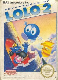Adventures of Lolo 2 NES