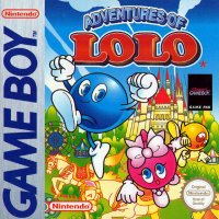 Adventures of Lolo Game Boy