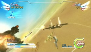 Tráiler debut de After Burner: Climax