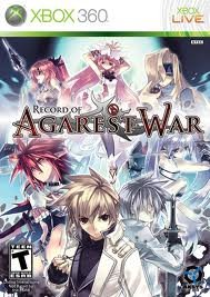 Agarest: Generations of War Xbox 360