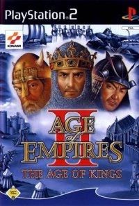 Age of Empires II: Age of Kings Playstation 2