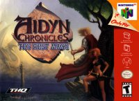 Aidyn Chronicles - The First Mage Nintendo 64