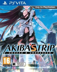 Akiba's Trip: Undead & Undressed PS Vita