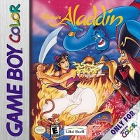 Aladdin Game Boy Color