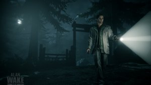'Alan Wake' de rebajas en Steam