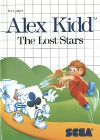 Alex Kidd: The Lost Stars Master System