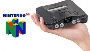 Nintendo Switch se interpone en el futuro de Nintendo 64 Classic Mini